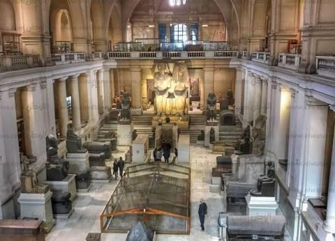 تأجيل احتفالية المتحف المصري للثلاثاء القادم حدادًا على أرواح الشهداء