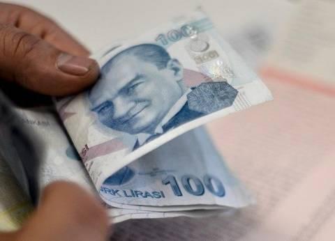 ارتفاع الليرة التركية لـ4.67 مقابل الدولار اليوم الإثنين 2018/5/28