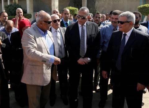 محافظ الجيزة يعتمد حركة نواب رؤساء الأحياء والمدن