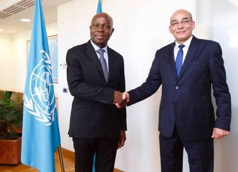 """في ختام جولته بروما.. وزير الزراعة يلتقي مدير """"الأغذية العالمي"""""""