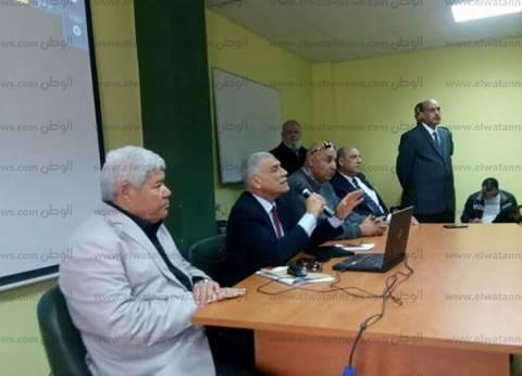 السكرتير العام بجنوب سيناء يطالب شباب المشروع القومي للتعداد السكاني بجمع البيانات بدقة شديدة