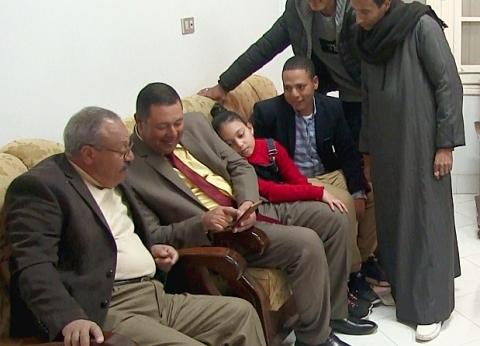 """ابن عم رامي مالك: """"الأفيه"""" المصري وخفة الدم سبب براعته"""