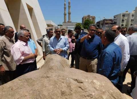 محافظة سوهاج في انتظار عُرس أثري بافتتاح متحف سوهاج الجديد