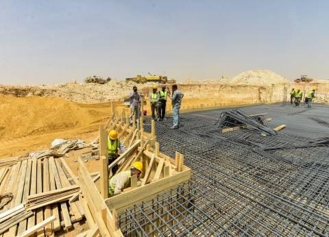 """""""العمل الدولية"""": قطاع التشييد والبناء يوفر نحو 5 مليون فرصة عمل بمصر"""