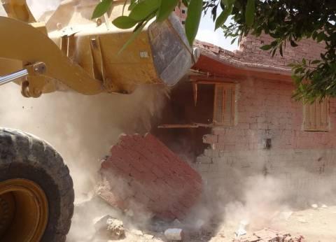 أمن الجيزة: استعادة 4 آلاف متر من أراضي الدولة في الوراق