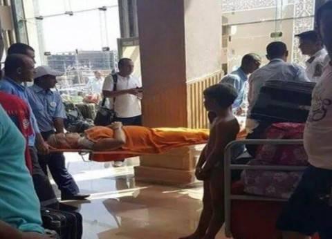 محافظ البحر الأحمر: وفيات حادث فندق الغردقة من الأجانب المقيمين