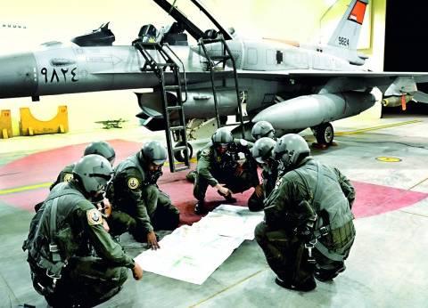 """القوات المسلحة: الضربة الجوية استهدفت المشتركين في تنفيذ """"هجوم المنيا"""""""
