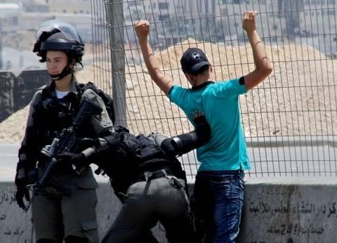 جيش الاحتلال الإسرائيلي يعتقل 6 فلسطينيين من الضفة الغربية