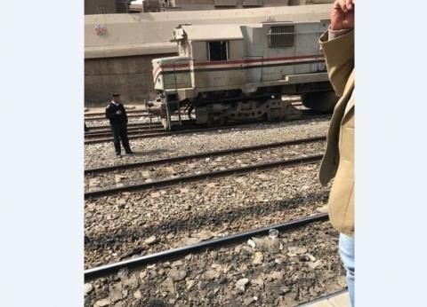 انتظام الحركة بـ«سكك حديد الجيزة» وتعطل أحد القطارات