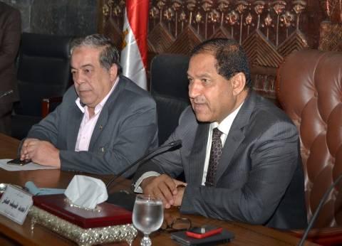 محافظ الغربية ينعى شهداء الوطن في حادث مسجد الروضة بشمال سيناء
