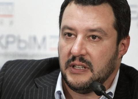 سالفيني يتهم فرنسا بخلق الفوضى في ليبيا.. ويعد بالعودة لطرابلس