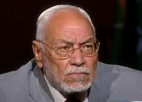 """ناجح إبراهيم: """"عاكف"""" لم يكن كفئا في إدارة جماعة الإخوان"""