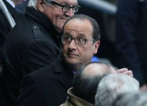 الرئيس الفرنسي من موقع اغتيال الرهائن: سنخوض حربا لا هوادة فيها ضد الإرهاب