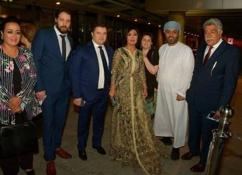 بالصور| توافد النجوم على حفل ختام مهرجان الإسكندرية السينمائي