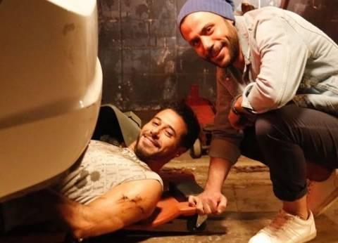"""أحمد السعدني ضيف شرف """"ليلة هنا وسرور"""" مع محمد إمام"""
