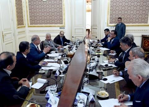 رئيس مجلس الوزراء لـ«رؤساء التحرير»: حركة المحافظين قريباً لكنها ستكون محدودة