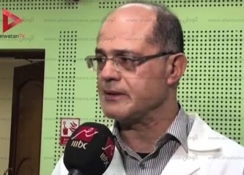 بالفيديو| مدير مستشفيات عين شمس: استقبلنا 16 قتيلا و38 مصابا في انفجار الكنيسة البطرسية