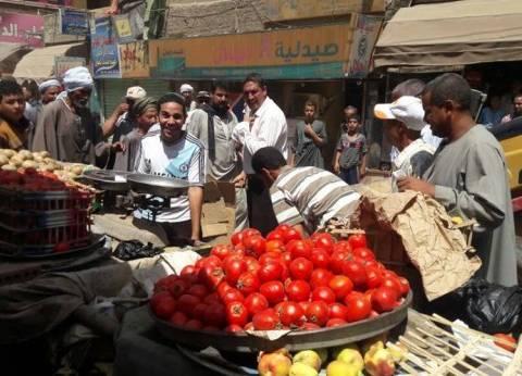 ضبط 47 حالة مخالفة في حملة مرافق بمدينة مرسى مطروح