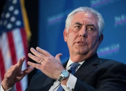 """تيرسلون: دحر تنظيم """"داعش"""" يتطلب الحفاظ على التحالف الدولي"""