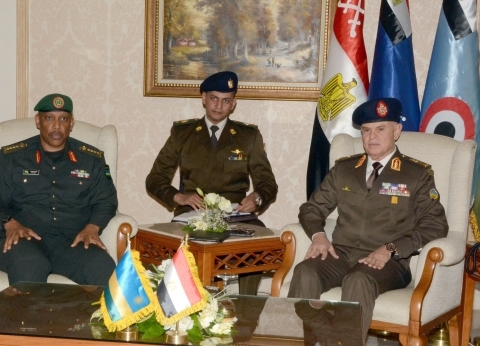 رئيس الأركان: مصر تعتز بعلاقاتها التاريخية مع أفريقيا.. ونتطلع لمزيد من التعاون بالمرحلة المقبلة