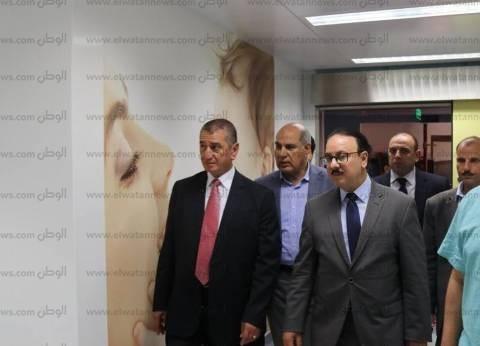"""""""جامعة كفر الشيخ"""" تعلن جاهزيتها لتنسيق القبول بالكليات"""