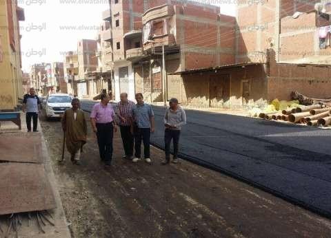 بالصور  رئيس مدينة دسوق: تشطيب 100 وحدة سكنية وتسليمها قريبا