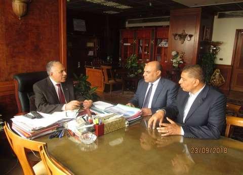 وزير الري يستعرض جهود الدولة في التنمية مع الجالية المصرية بإثيوبيا