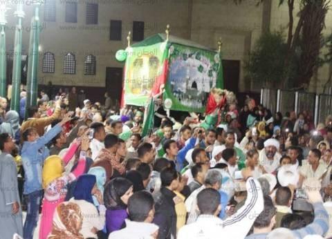 مسيرة للطرق الصوفية تحتفل بالعام الهجري بـ«زغاريد» و«مدح النبي»
