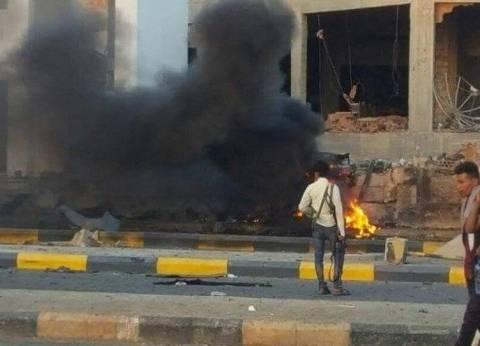 الجيش الليبي يسيطر على عدة مواقع في مدينة درنة