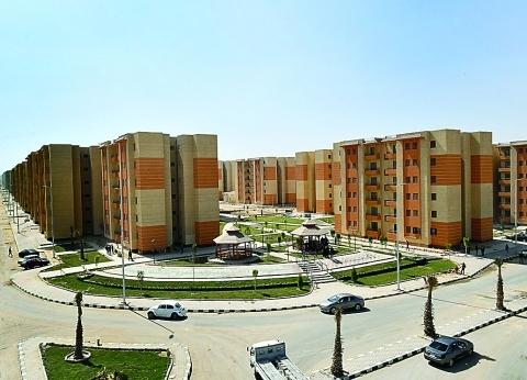 """الإسكان: تنفيذ 35 ألف وحدة سكنية فى """"أكتوبر الجديدة"""""""