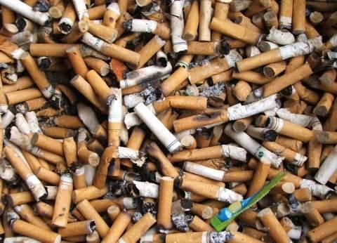 """""""الإحصاء"""": 0.6% زيادة في أسعار  السجائر خلال أغسطس الماضي"""