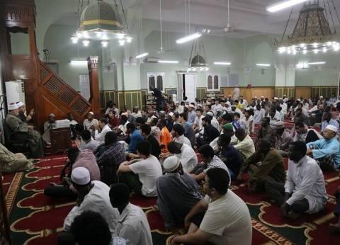 """""""البحوث الإسلامية"""" يعقد أمسية دينية بمدينة البعوث"""