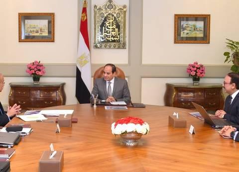 السيسي يؤكد دعم الدولة لقطاع الاتصالات وتكنولوجيا المعلومات