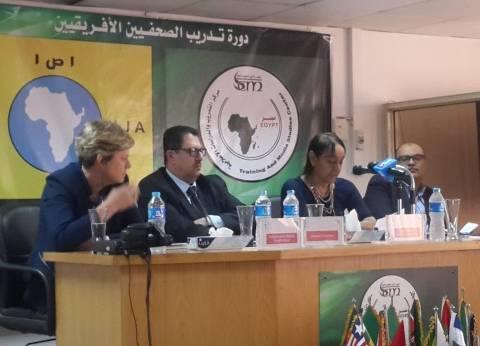 مدير الإعلام المستقل بجنوب إفريقيا: ثورة التكنولوجيا تحدي يجب مواكبته