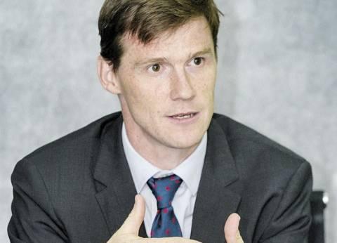 جون كاسن: نسعى لجلب جيل جديد من الشركات البريطانية لمصر