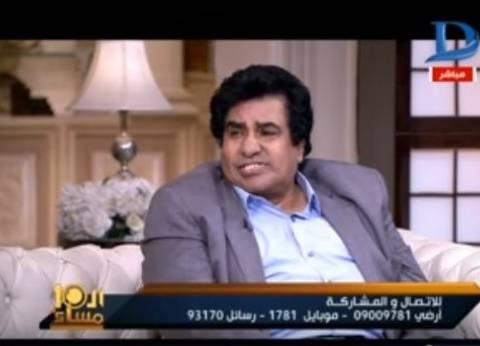 بالفيديو  أحمد عدوية عن حلمى بكر: كان يعمل ميكانيكيا.. وأنا سامحته