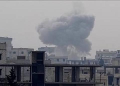 مقتل 18 مقاتلا معارضا بينهم 4 قادة في تفجير بالقنيطرة جنوب سوريا