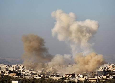 مقتل 37 مدنيا في غارات روسية على محافظة إدلب السورية