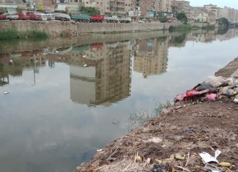 حملة «الوطن»| شرايين مصر المسدودة: ترعة المحمودية بالبحيرة.. مخالفة بيئية بطول 120 كيلومتراً