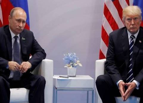 """""""ترامب"""": لا أضع توقعات عالية للقمة مع """"بوتين"""""""