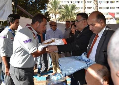 نائب جامعة الإسكندرية: الجامعة تضع الأنشطة الطلابية في مقدمة اهتمامها