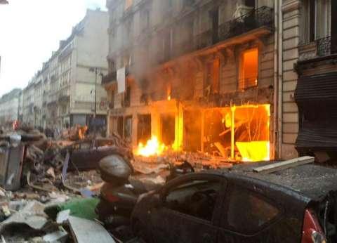 بث مباشر| انفجار قوي بالعاصمة الفرنسية باريس