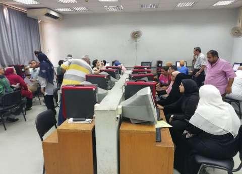 """460 طالبا سجلوا بالمرحلة الثالثة للتنسيق بمعامل """"آداب عين شمس"""""""