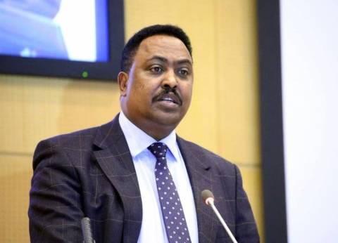 وزير الخارجية الإثيوبي يلتقي بوكيل وزارة التجارة الأمريكية