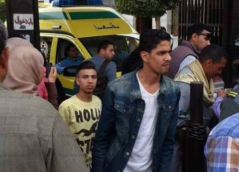 إعلام القليوبية يدين التفجيرات الإرهابية في كنائس طنطا والإسكندرية