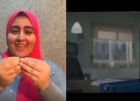 """سارة: قدمت إعلان 57357 ومجدي يعقوب بلغة الإشارة """"عشان الأطفال تفرح"""""""