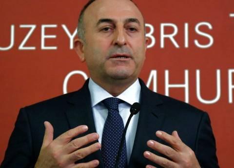 وزير خارجية تركيا: يجب ألا يبقى الأسد في السلطة