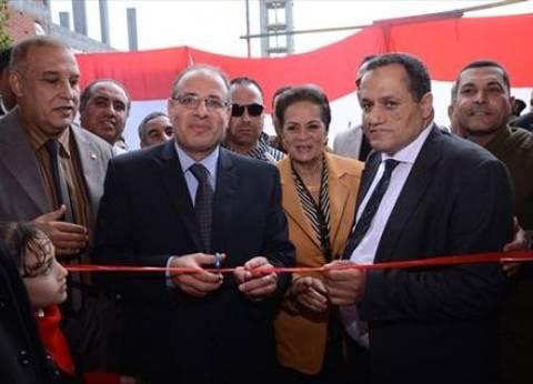 محافظ الإسكندرية يتفقد مصانع الهيئة العامة للاستثمار بالمنطقة الحرة