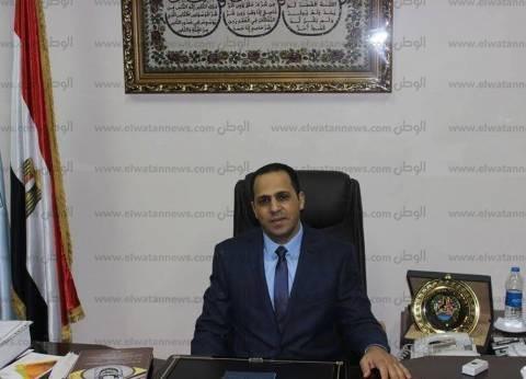 """رئيس جامعة دمنهور يشارك في مؤتمر """"مصر للتميز الحكومي"""""""