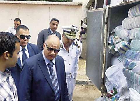 مديرية أمن القاهرة تواصل حملاتها الأمنية وتضبط 8326 مخالفة